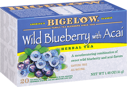 bigelow tea blueberry