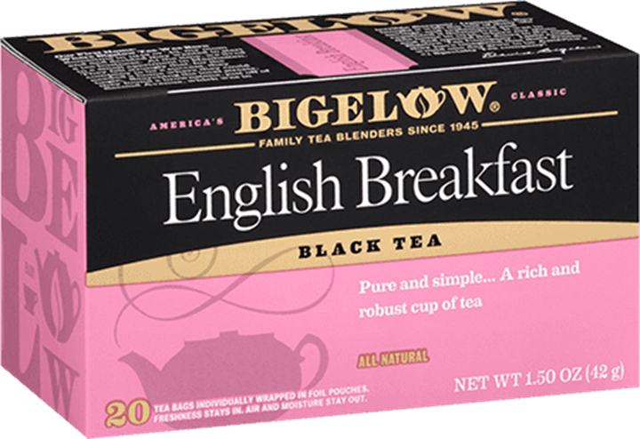 bigelow tea FB english breakfast