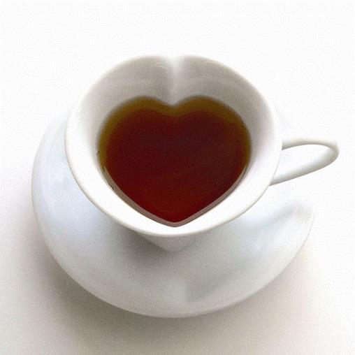 bigelow tea heart