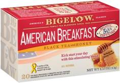 bigelow tea american breakfast