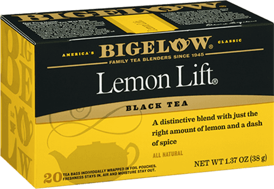 bigelow tea lemon lift