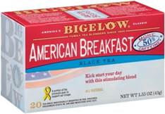 bigelow tea_ American breakfast