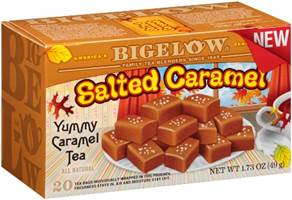 bigelow tea salted caramel