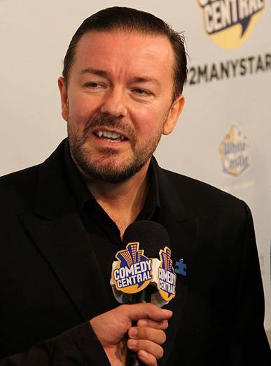 bigelow tea ricky gervais