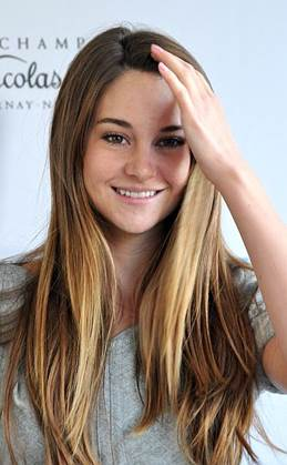 bigelow tea shailene woodley