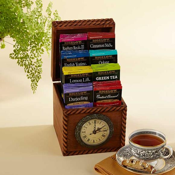 bigelow tea teatime box