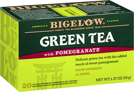 bigelow tea green tea pomegranate