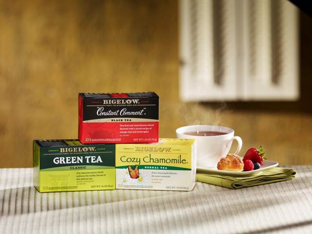 bigelow tea national nutrition month