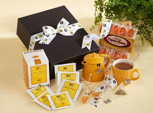 bigelow tea tupelo honey