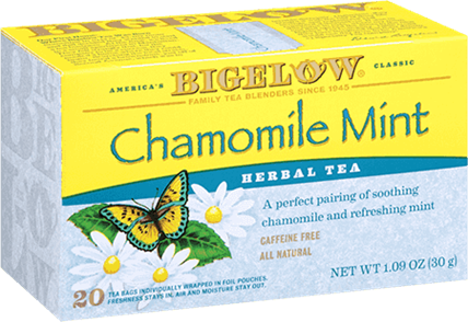 bigelow tea herbal