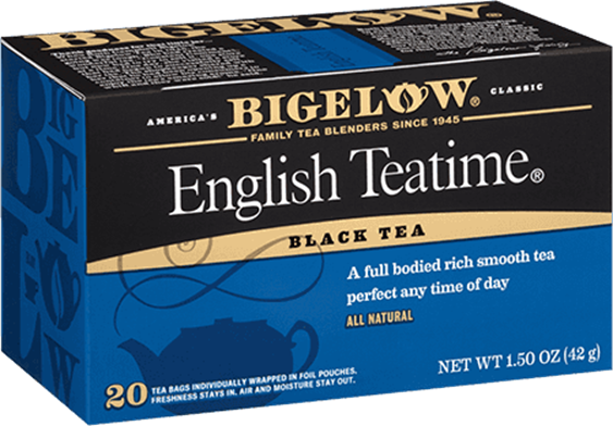 bigelow tea english tea time black tea