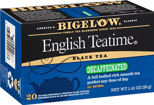 bigelow tea enlish tea time