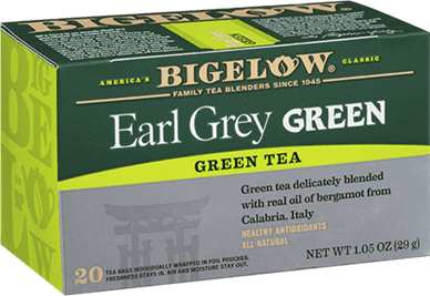 bigelow tea green earl grey