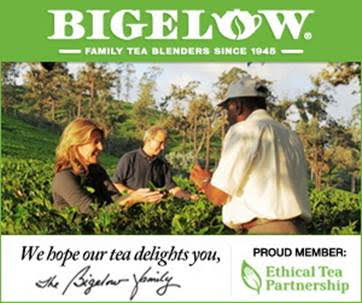 bigelow tea humanitarian day