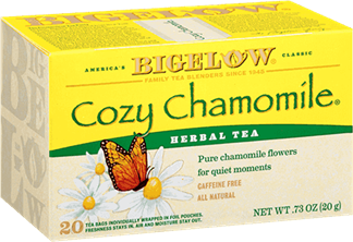 bigelow tea cozy chamomile