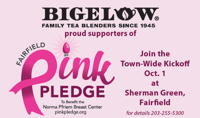 bigelow tea pink pledge