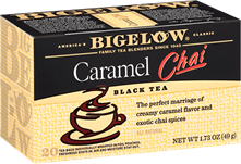 bigelow tea caramel Chai