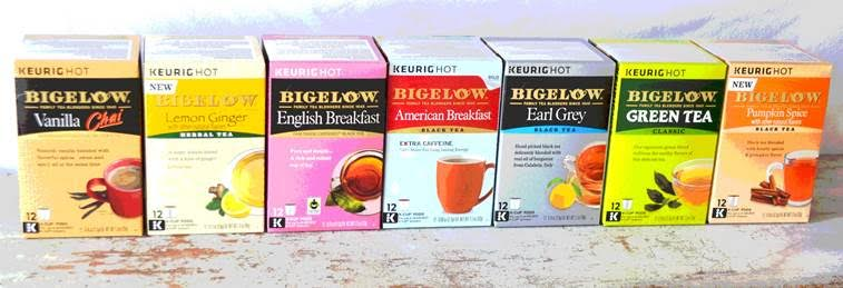 bigelow tea K-cups