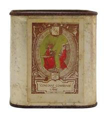 bigelow tea history tin