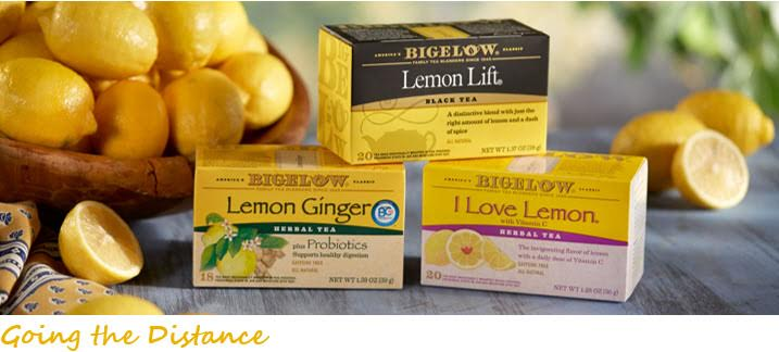 bigelow tea lemon