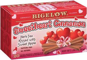 bigelow tea sweetheart cinnamon