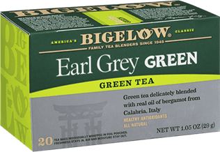 bigelow tea earl grey green tea