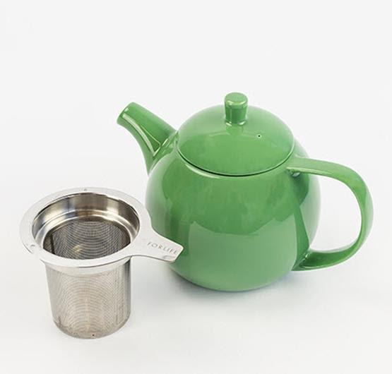 bigelow tea green tea pot