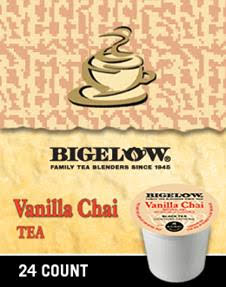 vanilla chai bigelow tea