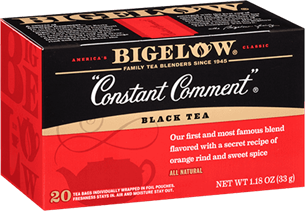 bigelow tea constant comment black tea