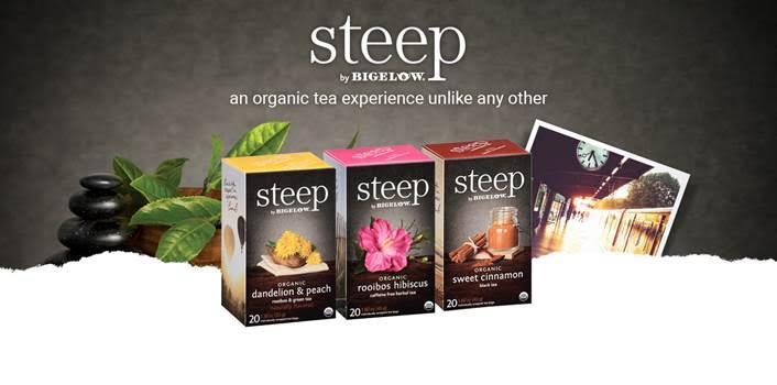 bigelow tea_Steep