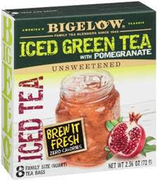 bigelow tea iced tea