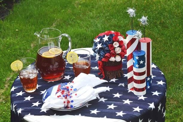 bigelow tea july 4th