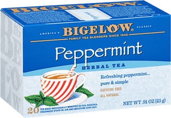 bigelow tea peppermint herbal