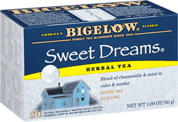 bigelow tea sweet dreams