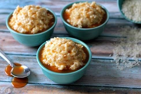bigelow-tea-caramel-rice-pudding