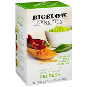 bigelow tea bigelow benefits