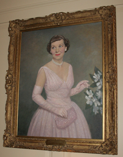 bigelow tea mamie eisenhower
