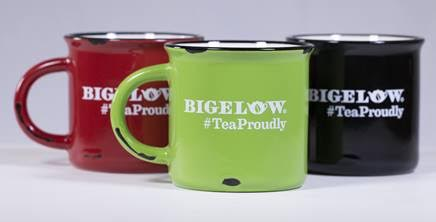 bigelow tea prouly mugs