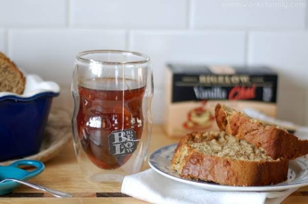 bigelow tea banana bread recipe
