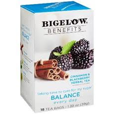 bigelow tea benefits