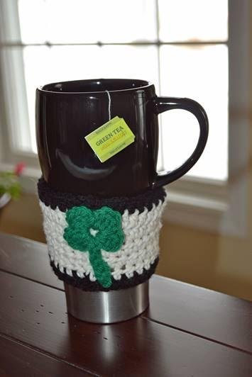 bigelow tea st patricks mug