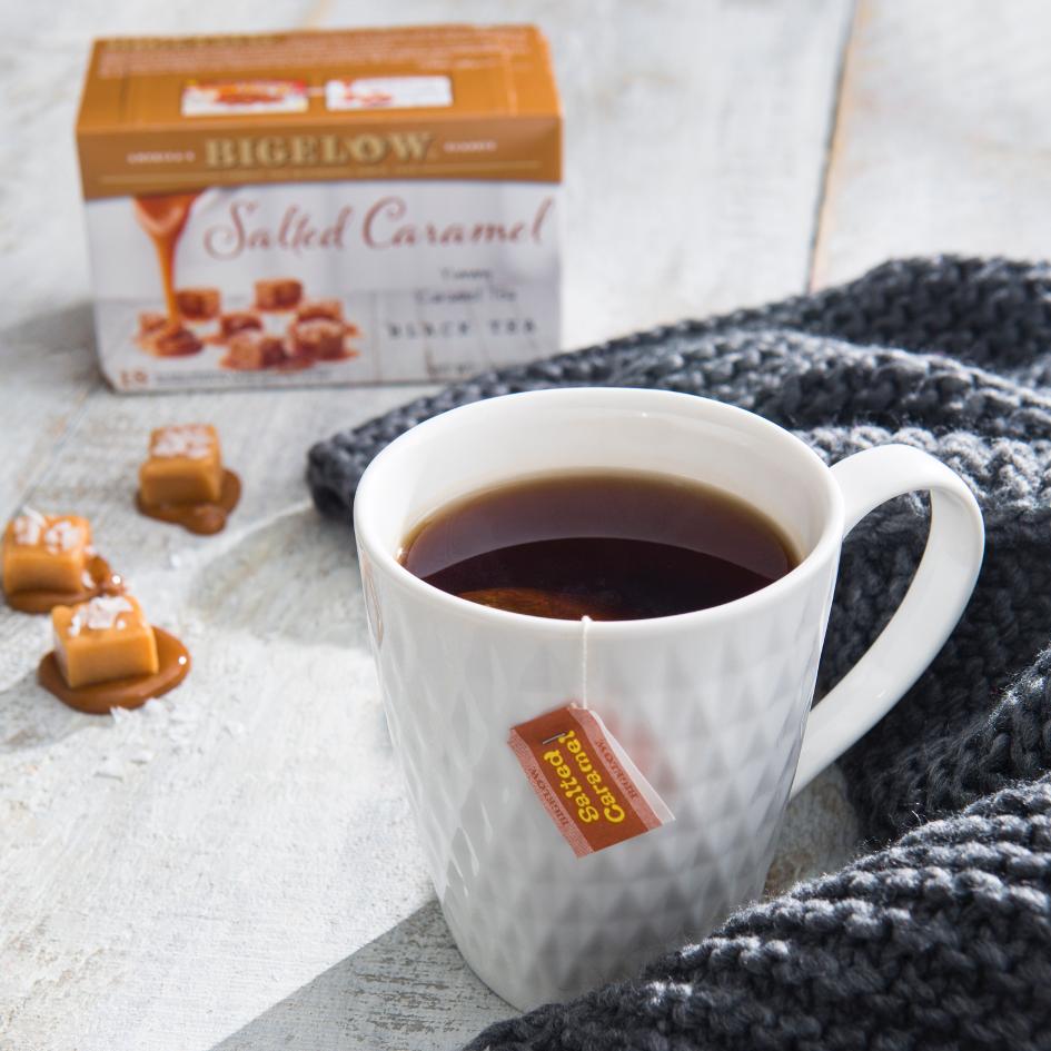 Salted Caramel Bigelow Tea