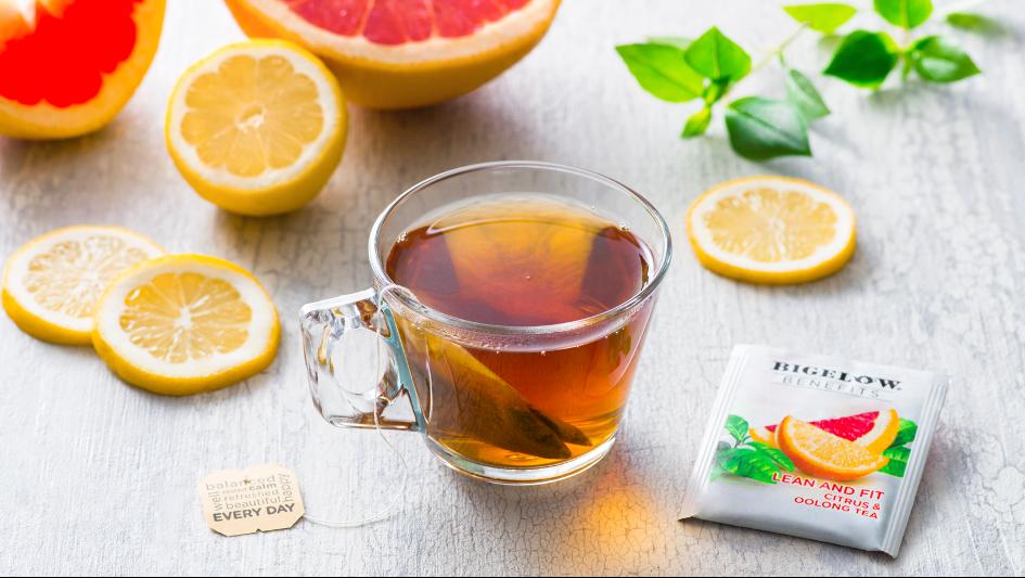 Bigelow Benefits LEAN AND FIT Tea